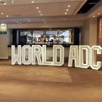 world adc event lights